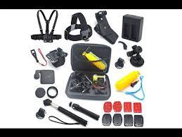 Кейс и <b>аксессуары</b> для экшен камеры sjcam sj5000 plus sj4000 ...