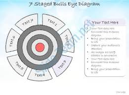 business ppt diagram  staged bulls eye diagram powerpoint       business ppt diagram   staged bulls eye diagram powerpoint template slide