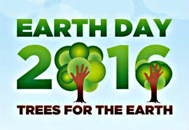 Image result for world earth day 2016