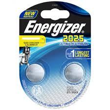 <b>Батарейки</b> литиевые <b>Energizer</b> ENR Ultimate <b>Lithium CR</b> 2025 ...