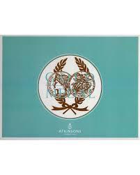 <b>Atkinsons Gold Medal</b> Gift Set Classical Eau De <b>Cologne</b> & Bath Foam
