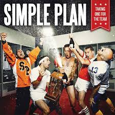 <b>Simple Plan</b> - <b>Taking</b> One for the Team (2016, CD) | Discogs