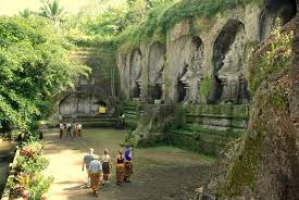 Image result for Gajah Cave