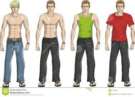 business casual attire clipart clipart kid casual men dress set royalty stock image image 5517906