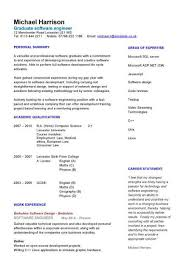 engineering cv template engineering resume examples for students