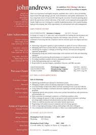 cv examples how to write a cv or resume