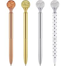 <b>Шариковая ручка</b> caneta Bling <b>crystal</b> diamond Gem Metal Ball ...
