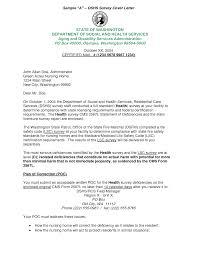 cover letter format for survey cover letter for customer surveys