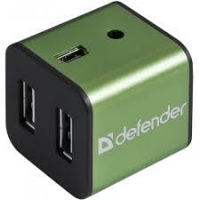 Отзывы о <b>Хаб Defender Quadro</b> Iron