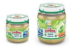 <b>Спелёнок</b> - <b>Пюре</b> - Детское питание - «Молодец» — molodec.by