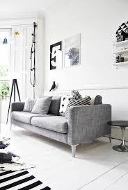 sofa shopping light grey scandinavian scandinavian living room strip rug buy living room