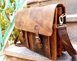 <b>Leather messenger bag</b> | Etsy