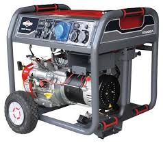 <b>Бензиновый генератор BRIGGS &</b> STRATTON Elite 8500EA (6800 ...