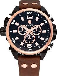 Наручные <b>часы Wainer WA</b>.10980-O — купить в интернет ...