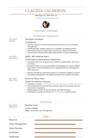 consultant associé exemple de cv   base de données des cv de visualcvassociate consultant exemple de cv