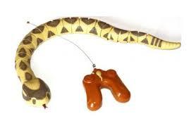 <b>Радиоуправляемая змея</b> Cute Sunlight RattleSnake ИК купить