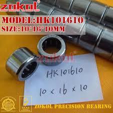 <b>ZOKOL bearing</b> HK1008 <b>HK1010</b> HK1012 HK1015 <b>Needle</b> Roller ...