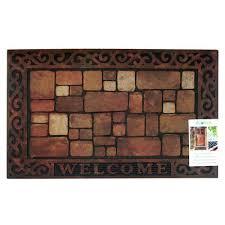 <b>Коврик придверный Apache Mills</b> Welcome (76x45 см) – выгодная ...