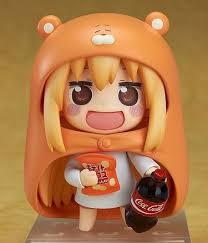 <b>Himouto</b>! <b>Umaru</b>-<b>chan</b> Nendoroid PVC Actionfigur Umaru <b>10 cm</b> ...