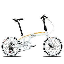 "20"" <b>ultra light aluminum alloy</b> shimano 7 speeds <b>folding</b> bike disc ..."
