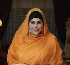 Al-Fatihah Untuk Datuk Sharifah Aini