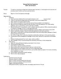 customer service manager job description resume cipanewsletter restaurant customer service resume sample volumetrics co