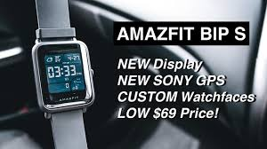 <b>Amazfit BIP S</b> Unboxing & Hands-On! The Ultimate Budget ...