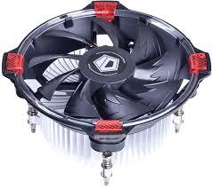 <b>Кулер ID</b>-<b>Cooling</b> DK-03 Halo <b>Intel</b> Red купить в Москве, цена на ...