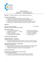 cover letter pharmacy technician objective for resume objective cover letter pharmacist sample resume qhtypm on bank tellercustomer service for entry level pharmacy technicianpharmacy technician