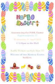 easter cake this wednesday st luke s c of e primary school here are pictures of the last fantastic fosl cake photos by parent patricia ng ang a to help remind you of all the fun and treats you can enjoy on