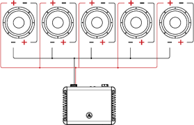 jl audio acirc header acirc support acirc tutorials acirc tutorial wiring dual 5 dvc drivers voice coils in series parallel