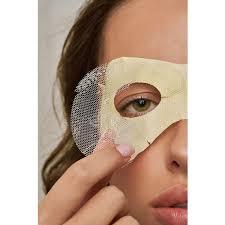 Желтенькая тканевая <b>маска для кожи вокруг</b> глаз Yellow venus