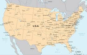 map of america ile ilgili görsel sonucu