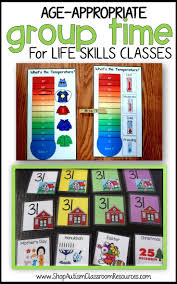 best images about life skills photo album book made specifically for middle school and high school special education classrooms morning meeting or group
