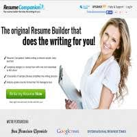 top  cv   resume writing software   reviews  costs  amp  featuresresume companion image