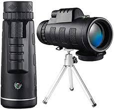 OUYAWEI Electronics <b>40X60 HD</b> Monocular Day&Night Vision Dual ...