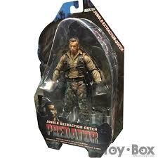 <b>NECA</b> Movie 25th <b>Predator Alien</b> Arnold Schwarzenegger Patrol ...
