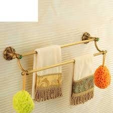 towel racks rod bathroom accessories european
