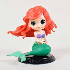 Q posket Characters The Little Mermaid Ariel Snow White Figure ...