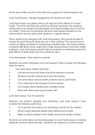 descriptive essay about food court   essay topics   descriptive    food essays  fast food essay outline  essay on healthy food  fast
