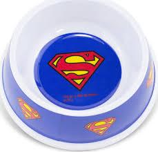 Бакл <b>Миска Buckle-Down Супермен</b> мультицвет Миски для собак ...