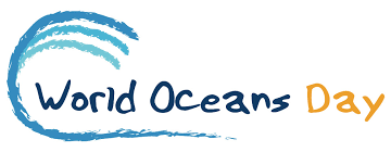 World Oceans Day logo