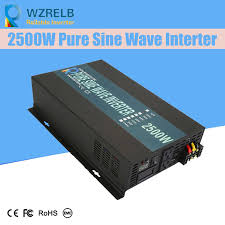 <b>Pure Sine</b> Wave Power Inverter Solar Controller Charger <b>Off grid</b> ...