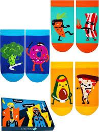 <b>Носки</b> FOOD&ZOO BATTLE, 3 пары Tatem <b>Socks</b> 8335591 в ...
