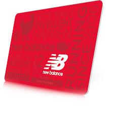 Gift Cards - New Balance