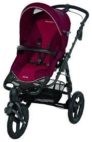 Купить <b>Прогулочная коляска Bebe confort</b> High Trek Robin red по ...