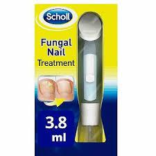 Scholl Fungal <b>Nail</b> Treatment Kill 99.9% Fungus 3.8ml Effective ...