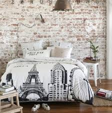 Shabby Chic Bedroom Wall Colors : Shabby chic bedding green wall painting beige ceramic floor tile