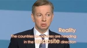Gove vs Reality: challenging the assumptions and evidence used by ... via Relatably.com