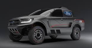 Посмотрите на раллийный Ford Ranger с мотором от суперкара ...
